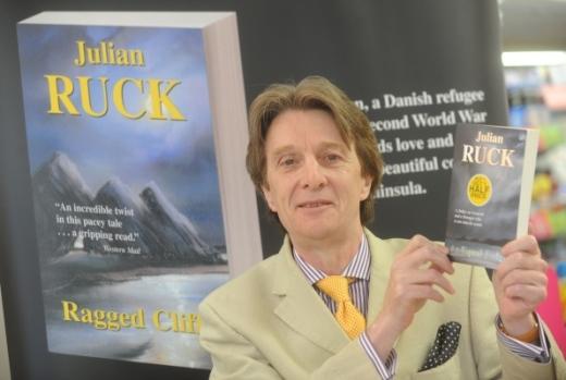Bury Free Press photo of Julian Ruck
